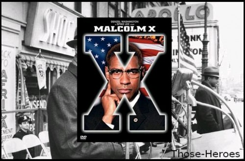 malcom x spike lee révolte