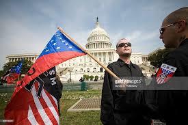 nazis USA peuple idéaux milices